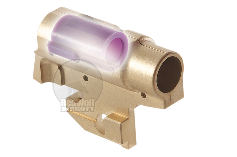 Nova Brass Hop Up Base Chamber for Marui HI-CAPA