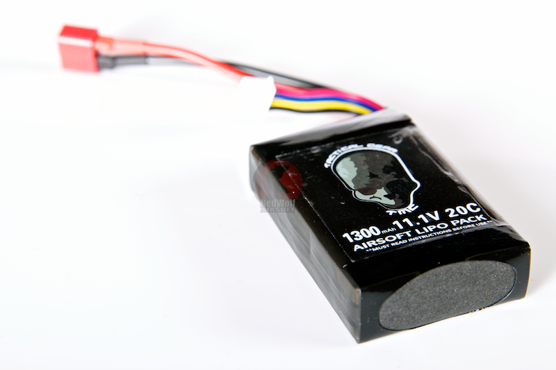 TMC 1300mAh 11.1V 20C Lipo Pack for PEQ15 Box