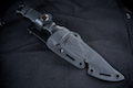 TMC Dummy M37-K Seal Pup Knife (BK)