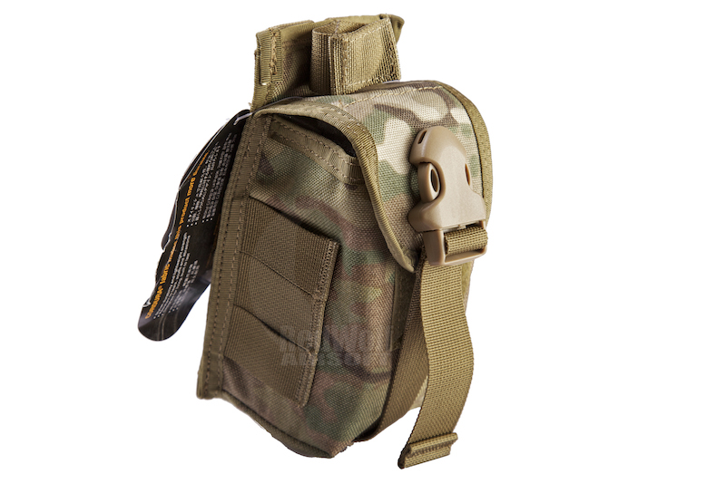 TMC Double Mag Pouch w Medical Scissors Holder (Multicam)