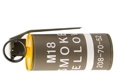 TMC M18 Smoke Grenade B.B. Can (Yellow)