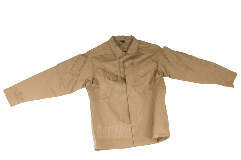 TMC CAPS Tactical Shirt & Pants (CB / Large) <font color=yellow>(Clearance)</font>