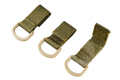 TMC MOLLE Shackle (Khaki)