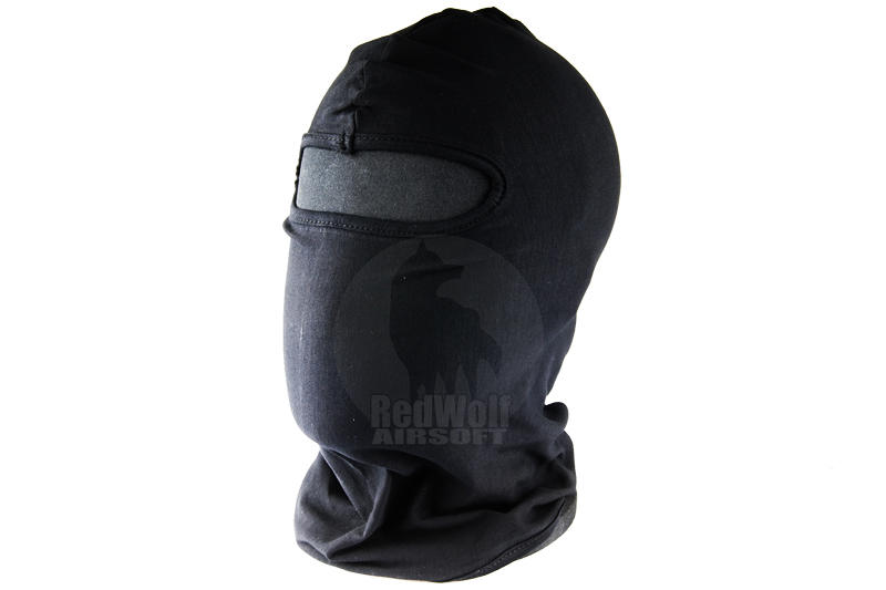 TMC Cotton Balaclava (Single Hole / Black)