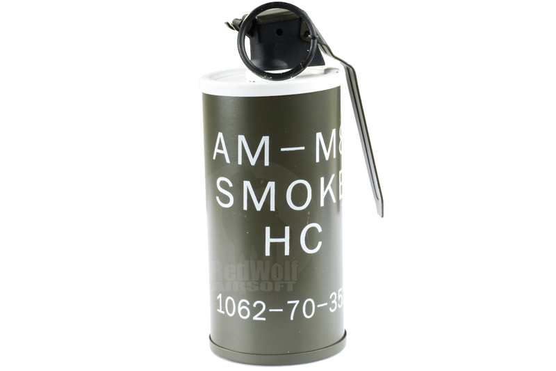TMC AN-M8 Smoke Grenade Dummy Model