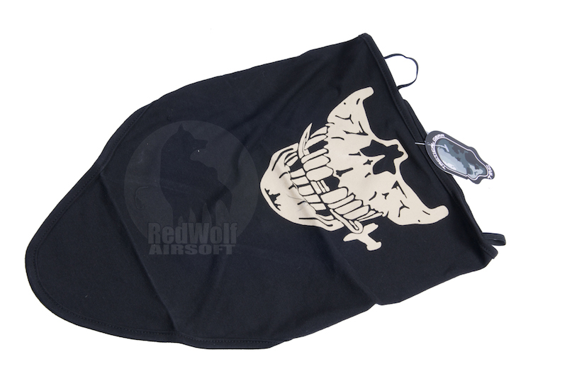 TMC Sabertooth Skull Mask (Model D / Black)