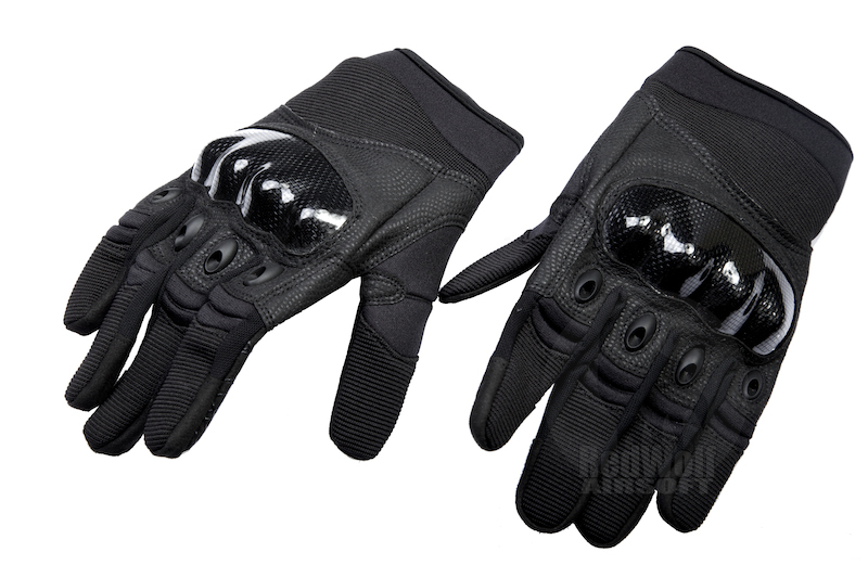 TMC Tactical Gloves (Black / Medium)