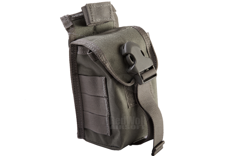 TMC Double Mag Pouch w Medical Scissors Holder (RG)