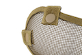 TMC V2 Strike Metal Mesh 3D Cutting Mask ( Khaki ) <font color=yellow>(Clearance)</font>