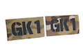 TMC Seal Team Callsign Embroidery Patch Set( Multicam ) GK1