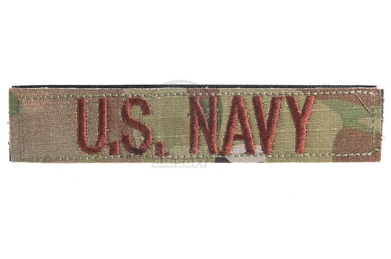 TMC Hook and Loop Army Patch US NAVY (MC)