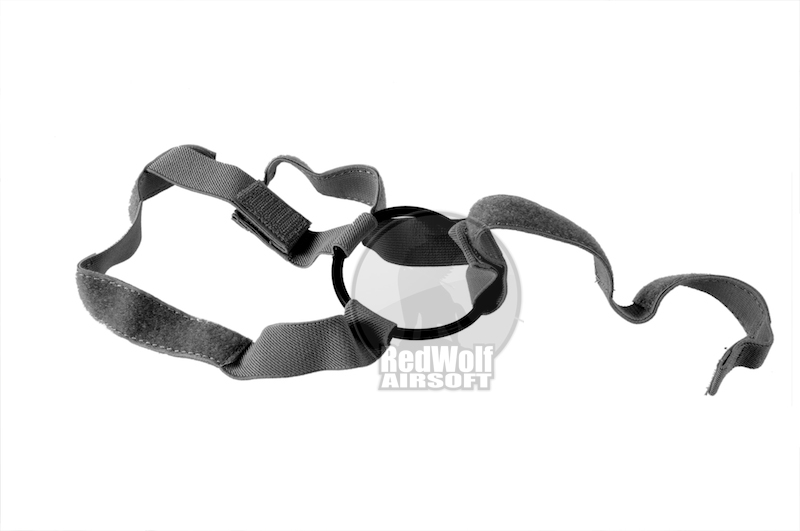 TMC Goggle Quick Release Helmet Lanyard (Black)  <font color=red>(HOLIDAY SALE)</font>