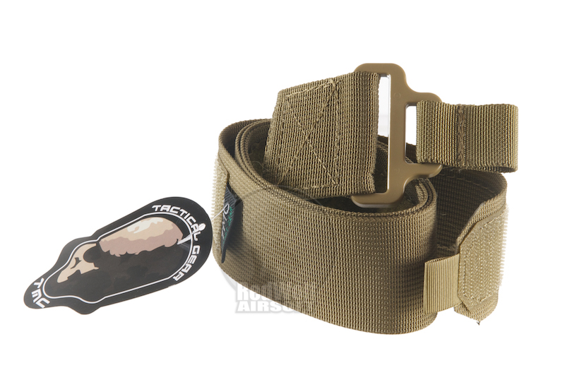 TMC Light 2 Inch Nylon Webbing Belt (Khaki) <font color=yellow>(Clearance)</font>