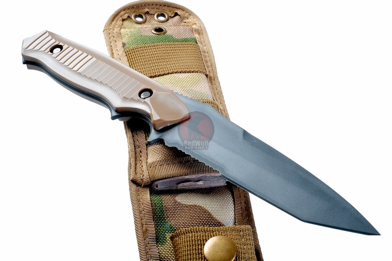 TMC BC Style 141 Plastic Dummy Knife (Hard MC Case)