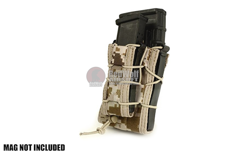 TMC Double Decker TC Magazine Pouch - AOR1