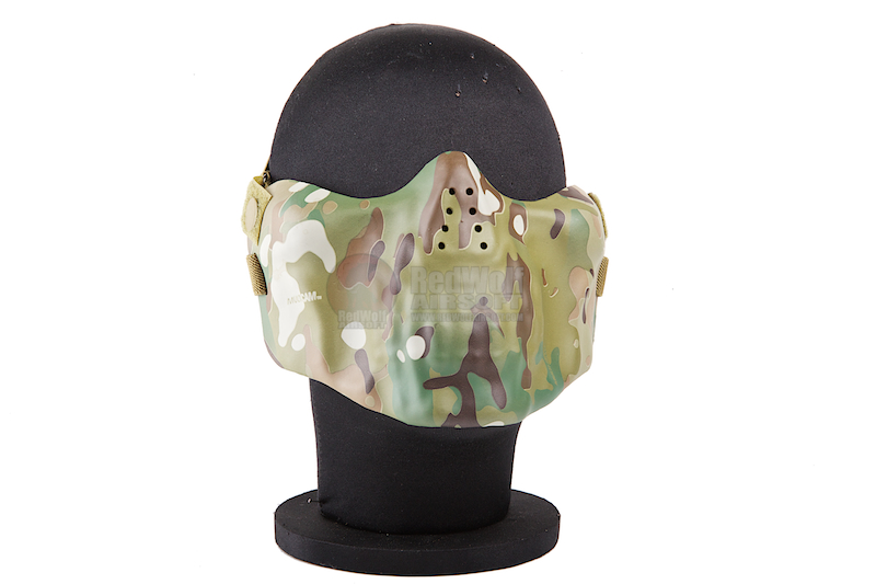 TMC Nylon Half Face Mask (MC)