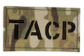 TMC TACP Infra Red Call Sign Patch Multicam