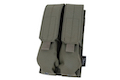 TMC MP7A1 Double Magazine Pouch - Ranger Green
