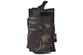 TMC OP Single Pouch for HK417 AEG / GBB Magazine (Multicam Black)