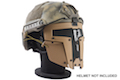 TMC SPT Mesh Airsoft Mask - Coyote Brown