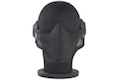 TMC Mesh Mask with Ear Cover - Black