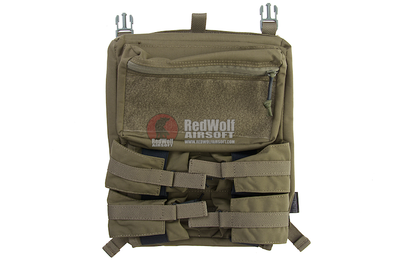 TMC Assault Back Panel for 420 Plate Carrier - RG