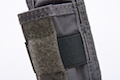 TMC Single Pistol Magazine Vertical Pouch - Wolf Grey