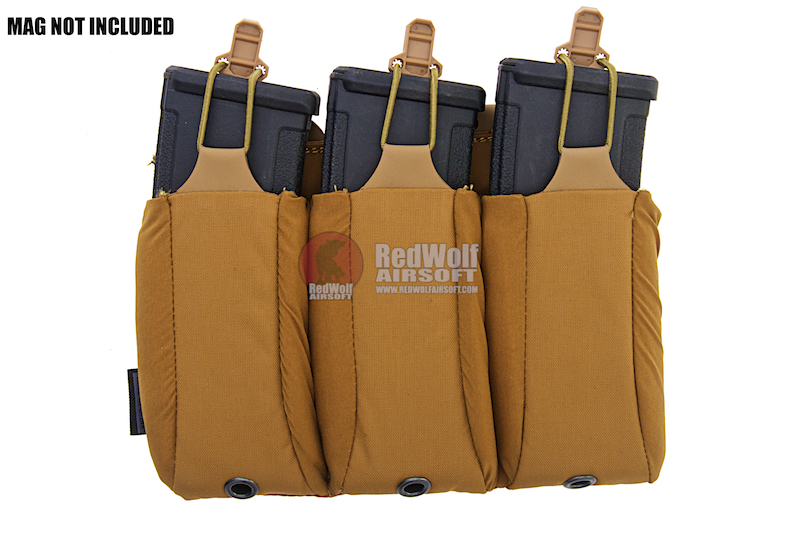 TMC TRI Magazine Pouch for SS PC - Coyote Brown