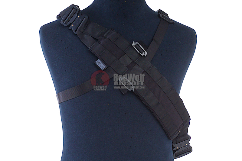 TMC Light 2 Side Bandolier - Black