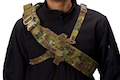 TMC Light 2 Side Bandolier - Multicam