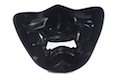 TMC Samurai Mask (L Size / Full Black)