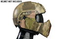 TMC MANDIBLE For OC Highcut Helmet - ATACS Ix
