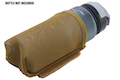 TMC Mesh Bottle Pouch Side Velcro - Coyote Brown