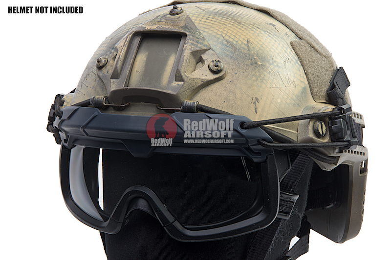 TMC SF QD Goggle (Grey)