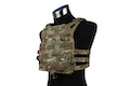 TMC Jump Plate Carrier 2.0 MK Version - Multicam