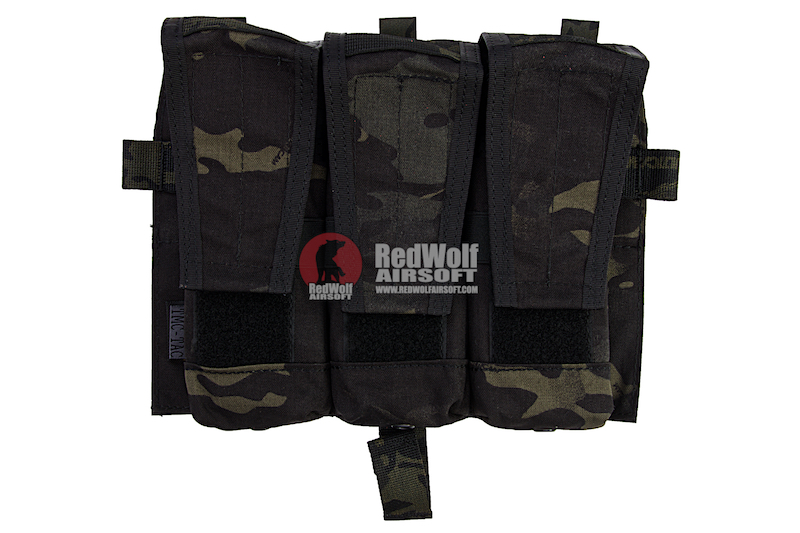 TMC TRI Pouch Panel - Multicam Black
