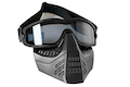 TMC Impact-Rated Goggle w/ Airsoft Mask - Black