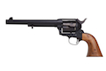 Tanaka 4.75 inch S.A.A. Gas Revolver 1st Gerenation - Black