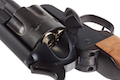 Tanaka 7.5 inch S.A.A. Gas Revolver 1st Gerenation - Black