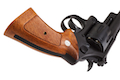 Tanaka M29 .44 MAGNUM Counter Bored 6.5 Inch - Black Heavy Weight