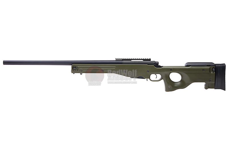 Tanaka M700 A.I.C.S. Air Cocking Rifle (Green / 24 inch)