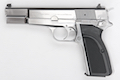Tanaka Browning Hi-Power MK III Stainless
