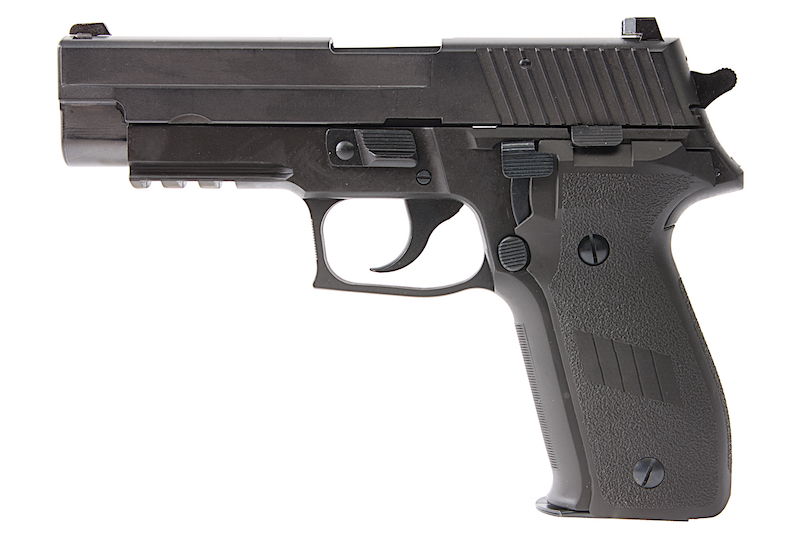 Tanaka SIG P226 Railed Evolution 2 Frame Heavy Weight (Dummy Non Shooting Model)