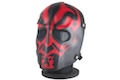 RWL Airsoft Elliot DMF Mask  <font color=red>(HOLIDAY SALE)</font>