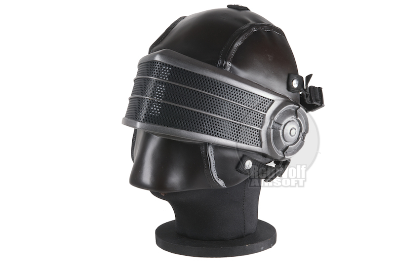 RWL Airsoft Snake Eyes Mask