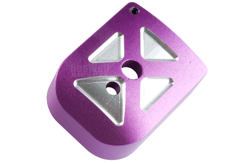 TSC Hi-Capa Magazine Base (Type C / Purple)