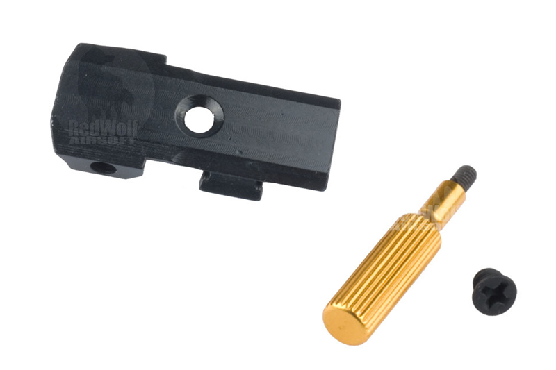 TSC Ultra Slim Cocking Handle for Marui Hi-Capa 5.1 / 4.3 Series (Gold / Type A)