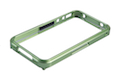 TSC Blade CNC Aluminum Case for iPhone 4 (Green)