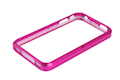 TSC Electron CNC Aluminum Case for iPhone 4 (Pink) <font color=yellow> (Summer Sale)</font>
