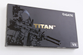 GATE TITAN Advanced Set for Ver.3 Gearbox